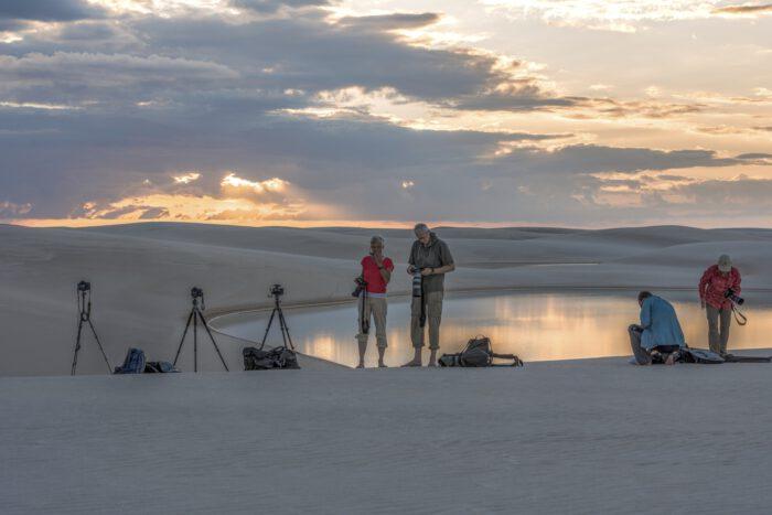 sunset-Lencois-Maranhenses-700x467